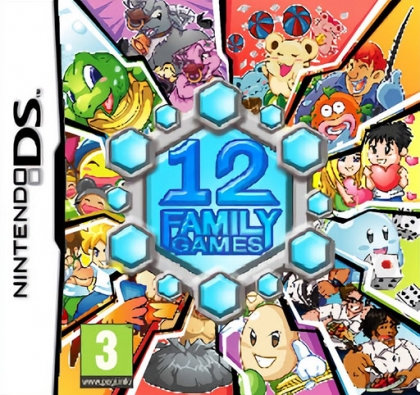 12 Family Games image